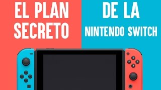 El plan secreto de la Nintendo Switch - MMTG - Nintendo - Feat. Drumiel91