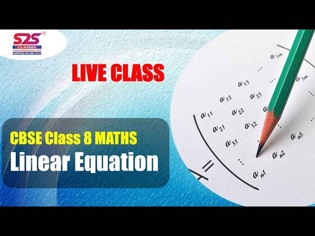 Class 8  Maths - Chapter 2  Linear Equations in One Variable - Ex 2.2  | NCERT |