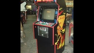 #458 Williams DEFENDER Arcade Video Game--Our 88th Sold!  TNT Amusements