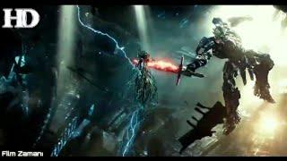 Transformers 5Son Şovalye  Final Sahnesi (2/2)