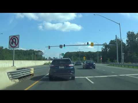 Driving in Harford County Maryland