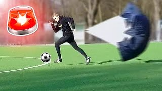 PARACHUTE FOOTBALL CHALLENGE 🚀