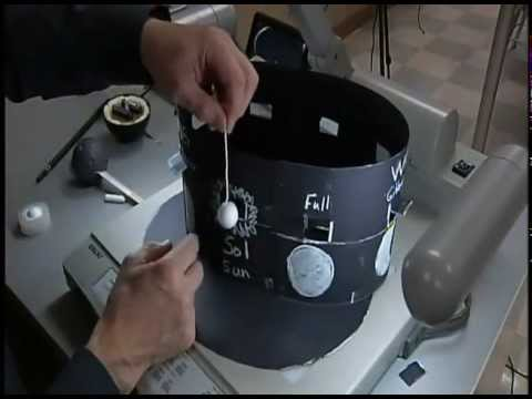 Rick Crosslin Science Make a Moon Model in 11 Minutes