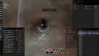 EVE Online - Close, so close.... Wormhole Fight - 4K HD