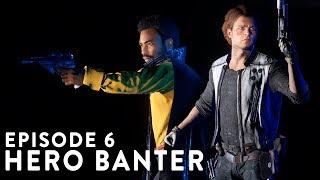 ◀STAR WARS BATTLEFRONT 2 - Hero Banter Ep. 6 (Young Han, Young Lando, L3-37)