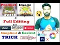 (HINDI)How To Remove Background from Image | E-Commerce product Photo Editing, Step-by-Step Tutorial