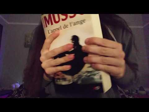 asmr -book tapping- -whispering- asmr22