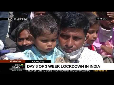 India Lockdown Day 6 | The Poor Hard Hit, Spike In Confirmed COVID-19 Cases