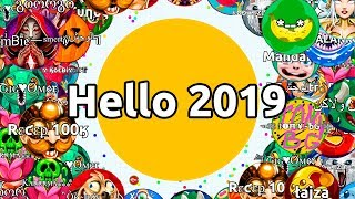 BEST AGARIO GAMEPLAYS & MOMENTS OF 2018 ( Legendary Agar.io Compilation )