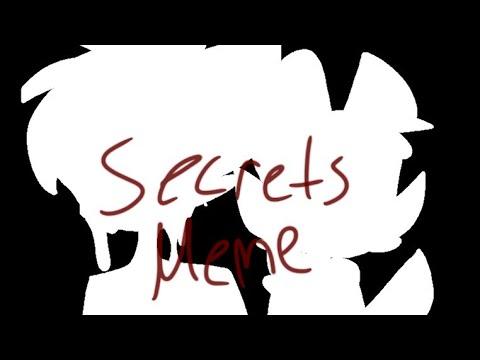 Secrets Meme Ft.Oreo and Flan
