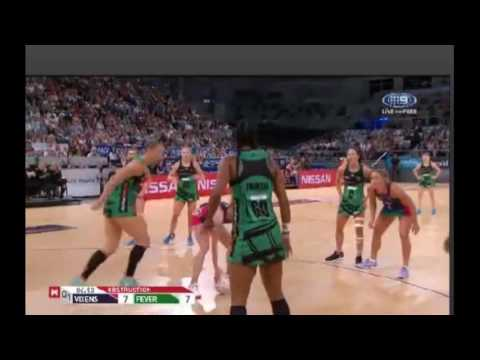 Netball Suncorp Super-Melbourne Vixens W vs. West Coast Fever W -AUSTRALIA & OCEANIA Netball