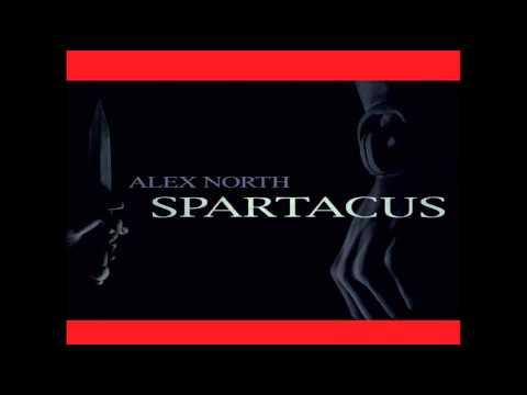 Spartacus | Soundtrack Suite (Alex North)