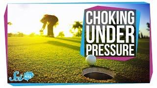Why Athletes Choke Under Pressure