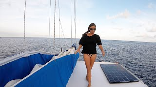 Sailing towards Montserrat (Taking The Chance) Ep 28