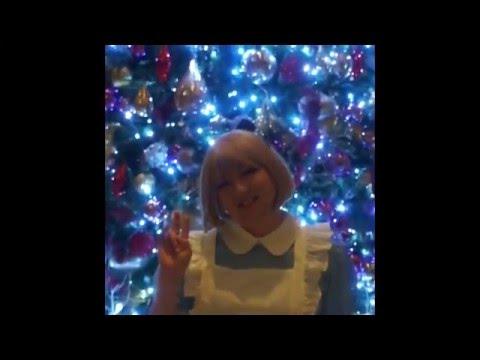 うわー可愛い❤︎ぴょこぴょこお散歩 *\(^o^)/* コスプレ女装 咲ちゃん編