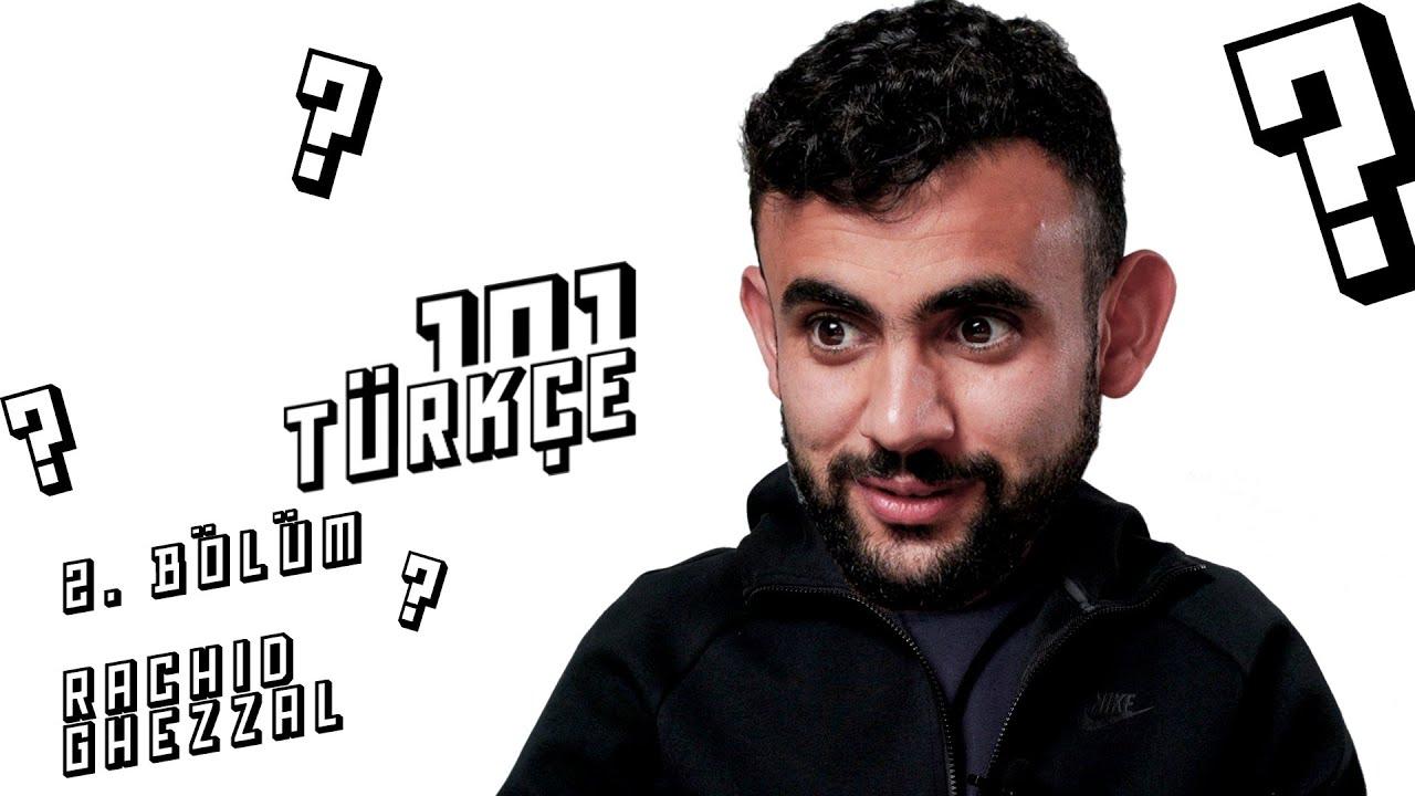 Türkçeye Giriş: 101 | Rachid Ghezzal #2