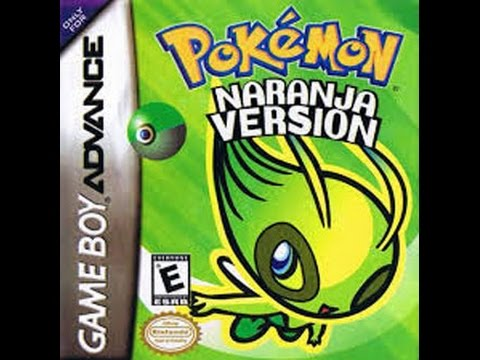 pokemon naranja rom full version download