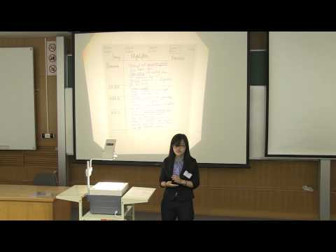 HSBC Asia Pacific Business Case Competition 2013 - Round3 B1 - Fudan