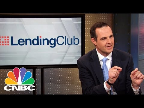 LendingClub CEO: Peer To Peer Lending Revolution | Mad Money | CNBC