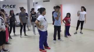 TRAILER Hip hop dance classes Lyne Gandour| by Mira Kamel| SUMMER 2013