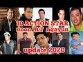10 Pinoy Action Star noon at ngayun  / 10 Action Star  Then and now Update 2020