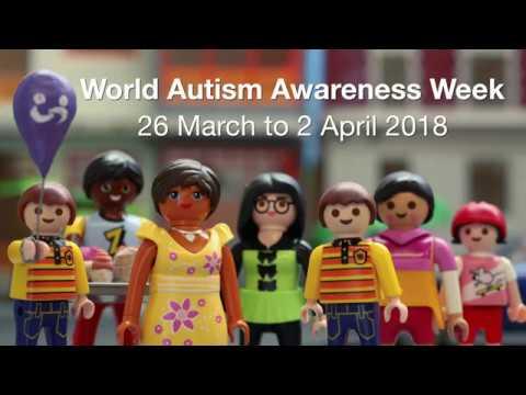 World Autism Awareness Week 2018