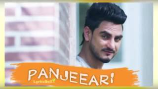 Panjeeri By Kulwinder Billa New Punjabi Latest Video Song Official Hd 2016