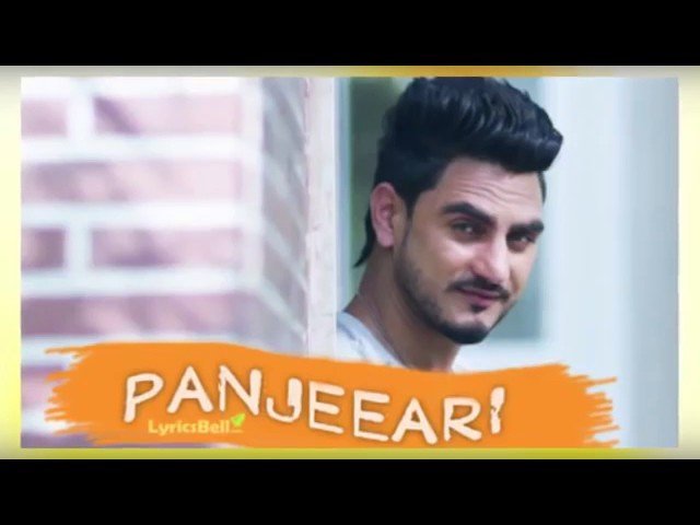 Panjeeri By Kulwinder Billa New Punjabi Latest Video Song Official Hd 2016