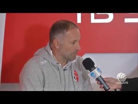 SSC Bari-Nocerina 4-0: le interviste post partita