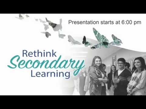 Rethink Secondary Learning