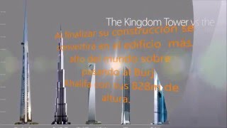 Kingdom Tower (HD) - skyscrapers 2016