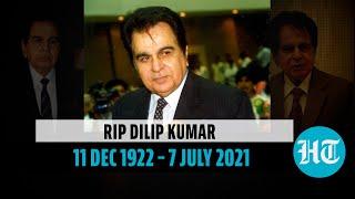 Dilip Kumar passes away at 98; PM Modi remembers 'cinematic legend'