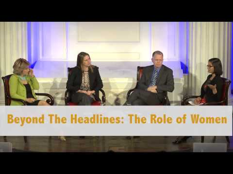 Beyond the Headlines: The Role of Women