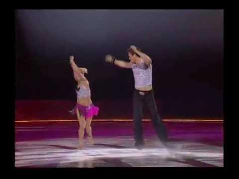 "Berezhnaya & Sikharulidze ""Dance mix"" 2004-05 All Stars on Ice"