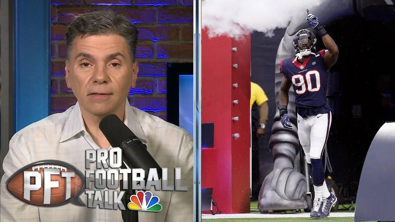 Can Texans get fair value in a Jadaveon Clowney trade?   Pro Football Talk   NBC Sports