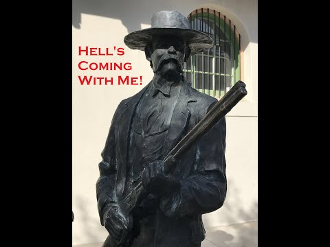 Hell's Coming with Me ... to the Tucson Train Station!