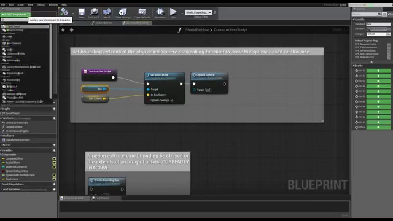 Scaling a static mesh by a bounding box unreal 4 engine youtube scaling a static mesh by a bounding box unreal 4 engine malvernweather Image collections