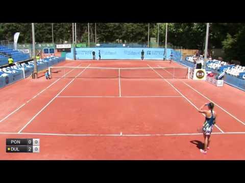 Pons Morgane v Dulgheru Alexandra - 2017 ITF Marseille