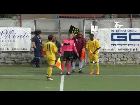 Olympia Agnonese - San Nicolò Teramo 2-1