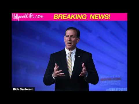 Rick Santorum Announces 2016 Presidential Campaign