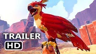 PS4 - Falcon Age Trailer (PS VR, 2018)
