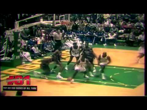 Top 100 NBA Dunks of All Time Part 1 (100-41)