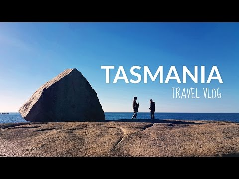 Travel Vlog || Winter in TASMANIA