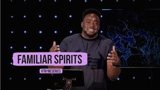Familiar Spirits | Try Me | (Part 21) Jerry Flowers