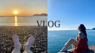 여행 VLOG | 통영에서 먹고 즐기고 | 통영 여행,…
