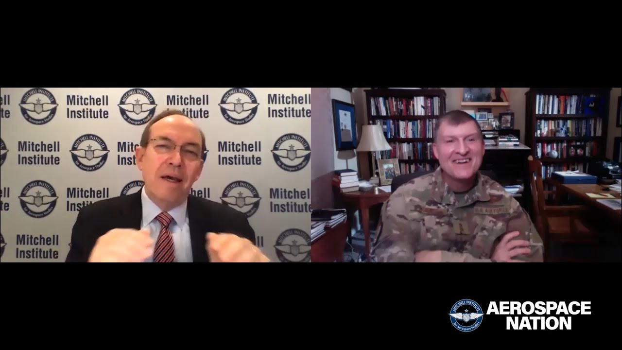 Major General S. Clinton Hinote, Acting Director of Air Force Warfighting Integration Capability (AFWIC), discusses the role of AFWIC, its top priorities moving forward, and the operational challenges presented by peer competitors, among other topics.