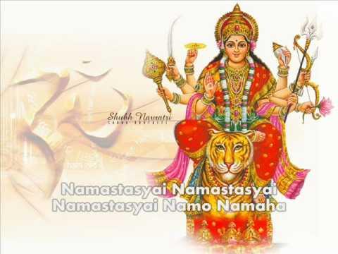 Durga Devi Sloka - Yaa Devi Sarva Bhuteshu