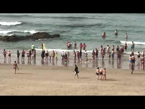 La carrera popular Benquerencia Terra Mar, un reto de asfalto y playa