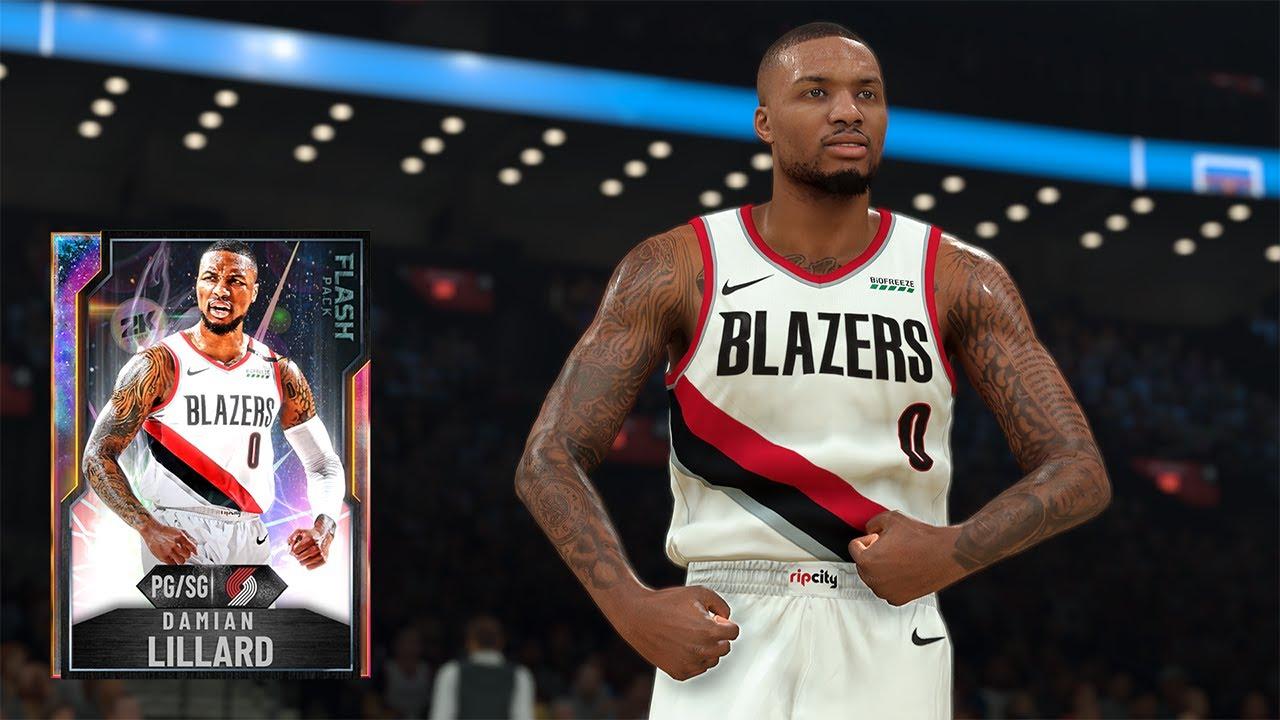 NBA 2K20 MyTEAM: Flash Packs 8