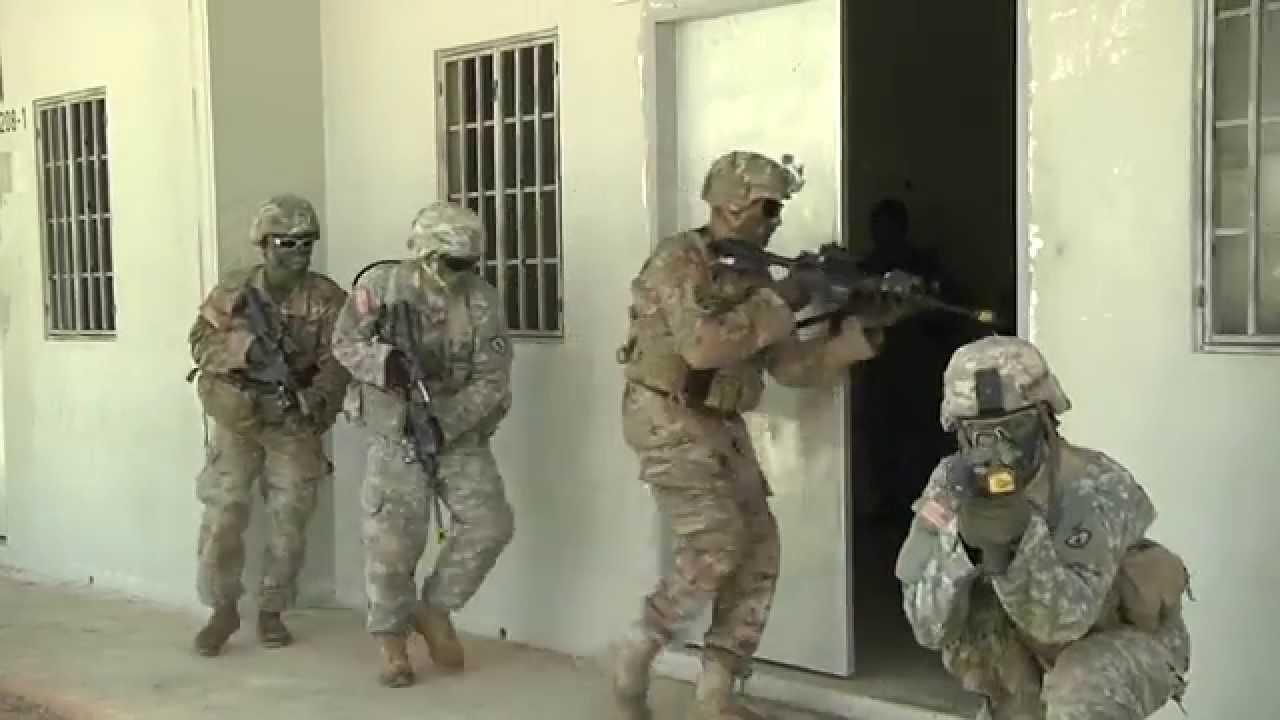 U.S. Army Urban Operations